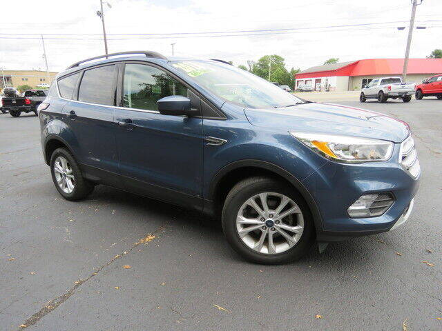 2018 Ford Escape for sale at Williams Auto Sales, LLC in Cookeville TN