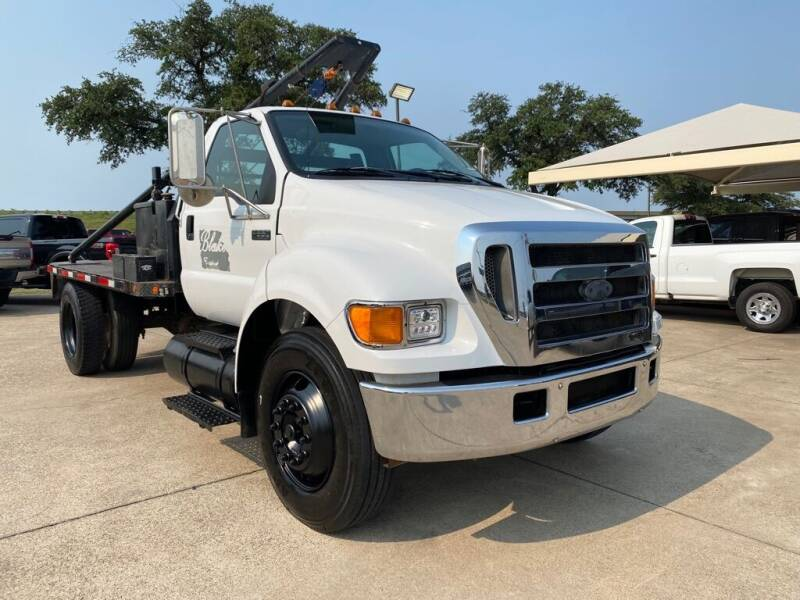 2007 Ford F-650 Super Duty for sale at Thornhill Motor Company in Hudson Oaks, TX