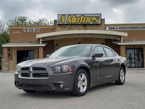 2014 Dodge Charger for sale at A MOTORS SALES AND FINANCE in San Antonio TX