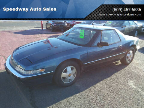 1989 Buick Reatta for sale at Speedway Auto Sales in Yakima WA