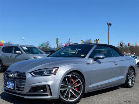 2018 Audi S5 for sale at Kargar Motors of Manassas in Manassas VA