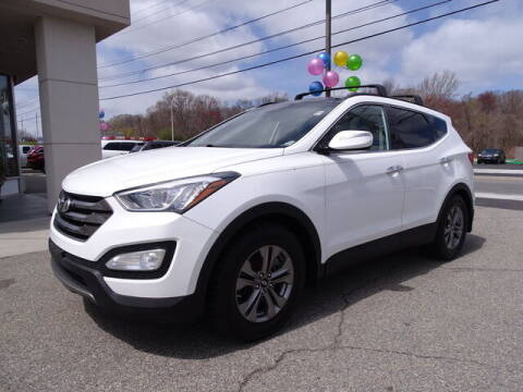2015 Hyundai Santa Fe Sport for sale at KING RICHARDS AUTO CENTER in East Providence RI