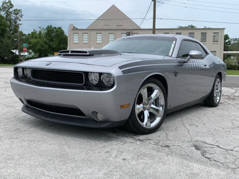 2013 Dodge Challenger for sale at LUXURY AUTO MALL in Tampa FL