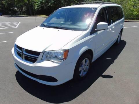 2012 Dodge Grand Caravan for sale at Lakewood Auto in Waterbury CT