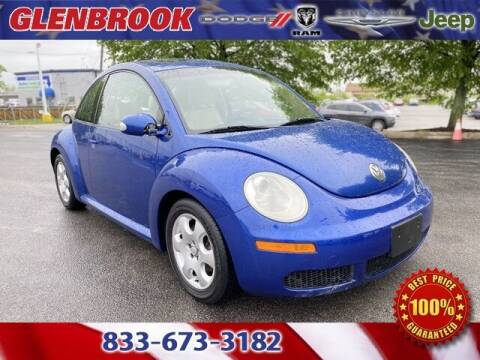 2007 Volkswagen New Beetle for sale at Glenbrook Dodge Chrysler Jeep Ram and Fiat in Fort Wayne IN