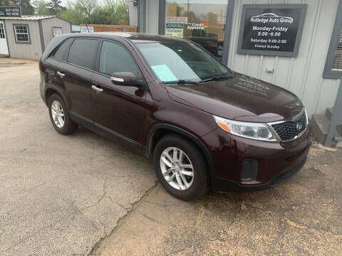 2015 Kia Sorento for sale at Rutledge Auto Group in Palestine TX