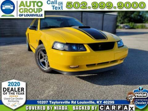 2004 Ford Mustang for sale at Auto Group of Louisville in Louisville KY