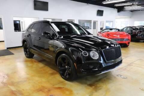 2019 Bentley Bentayga for sale at RPT SALES & LEASING in Orlando FL