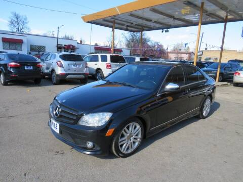 2009 Mercedes-Benz C-Class for sale at Nile Auto Sales in Denver CO