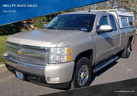 2008 Chevrolet Silverado 1500 for sale at NELLYS AUTO SALES in Souderton PA