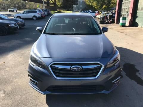 2018 Subaru Legacy for sale at DPG Enterprize in Catskill NY