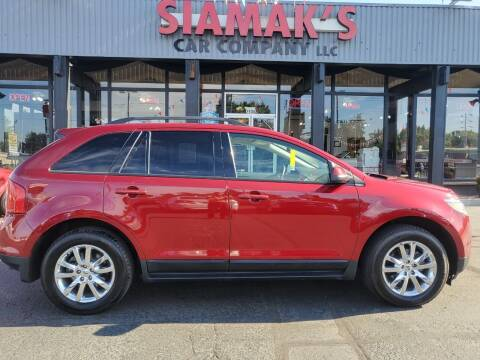2013 Ford Edge for sale at Siamak's Car Company llc in Salem OR