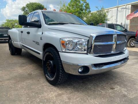 2006 Dodge Ram Pickup 3500 for sale at Texas Car Center in Dallas TX