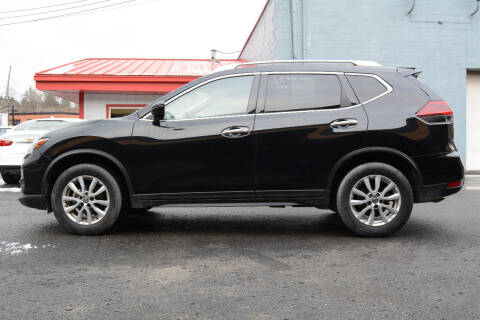 2019 Nissan Rogue for sale at Car Xpress Auto Sales in Pittsburgh PA