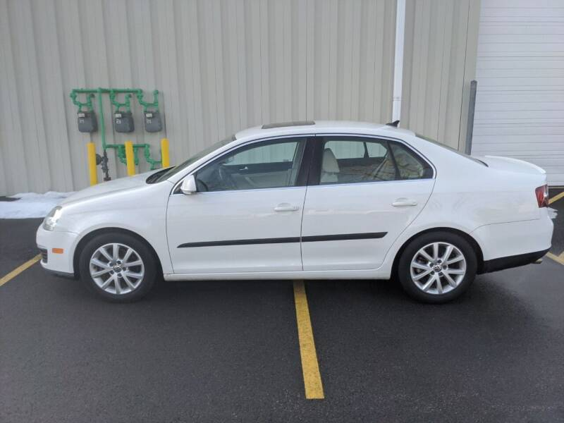 2010 Volkswagen Jetta for sale at C & C Wholesale in Cleveland OH