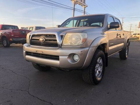 2006 Toyota Tacoma for sale at Instant Auto Sales in Chillicothe OH