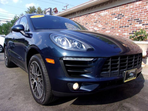 2015 Porsche Macan for sale at Certified Motorcars LLC in Franklin NH