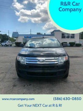 2010 Ford Edge for sale at R&R Car Company in Mount Clemens MI