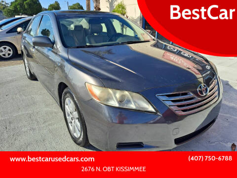 2007 Toyota Camry Hybrid for sale at BestCar in Kissimmee FL
