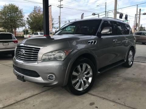 2011 Infiniti QX56 for sale at Michael's Imports in Tallahassee FL