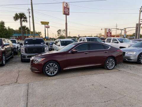 2016 Hyundai Genesis for sale at Direct Auto in D'Iberville MS