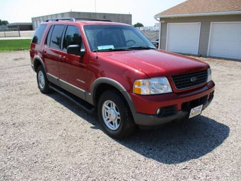 2002 Ford Explorer for sale at Car Corner in Sioux Falls SD