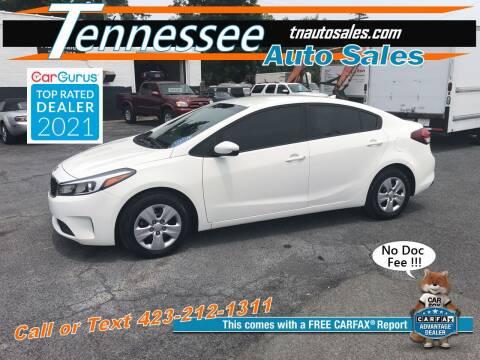 2017 Kia Forte for sale at Tennessee Auto Sales in Elizabethton TN