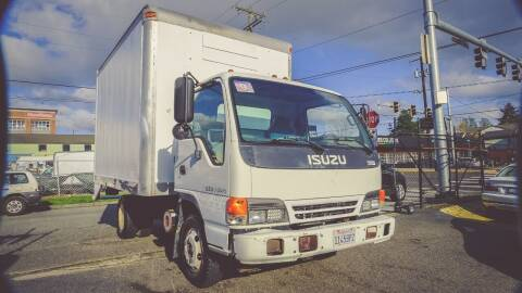 1999 Isuzu NPR for sale at Paisanos Chevrolane in Seattle WA