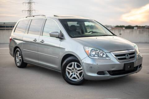 2006 Honda Odyssey for sale at Car Match in Temple Hills MD
