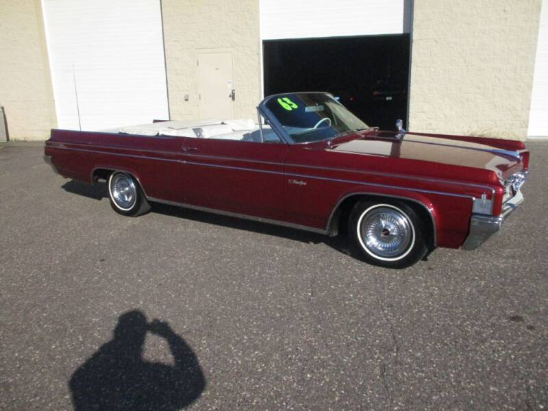 1963 Oldsmobile Eighty-Eight for sale at Route 65 Sales & Classics LLC - Classic Cars in Ham Lake MN