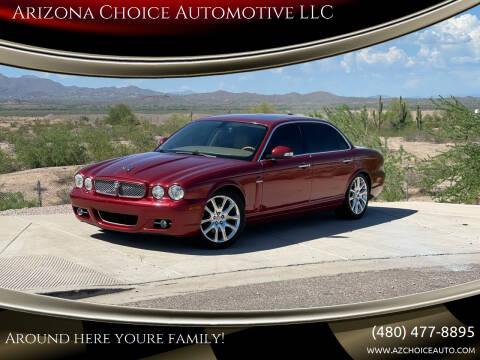 2008 Jaguar XJ-Series for sale at Arizona Choice Automotive LLC in Mesa AZ