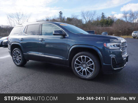 2020 GMC Acadia for sale at Stephens Auto Center of Beckley in Beckley WV