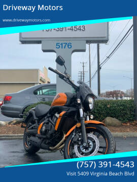 2019 Kawasaki EN650-E for sale at Driveway Motors in Virginia Beach VA