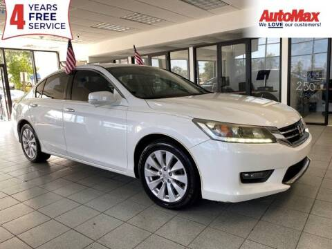 2014 Honda Accord for sale at Auto Max - Rentals in Hollywood FL