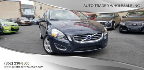 2012 Volvo S60 for sale at Auto Trader Wholesale Inc in Saddle Brook NJ