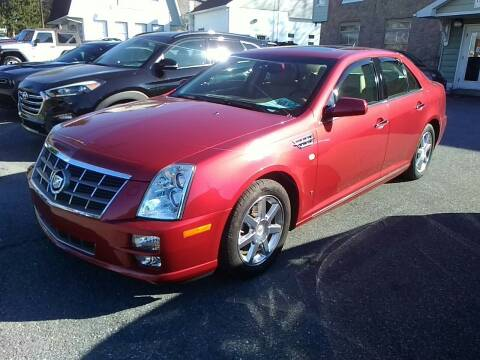 2008 Cadillac STS for sale at Paul's Auto Inc in Bethlehem PA