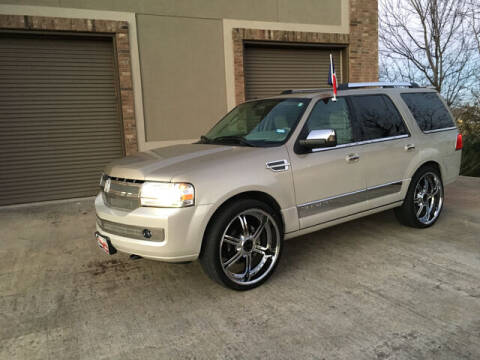 2008 Lincoln Navigator for sale at Ody's Autos in Houston TX