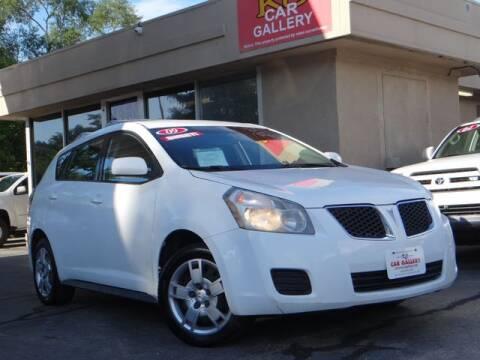 2009 Pontiac Vibe for sale at KC Car Gallery in Kansas City KS