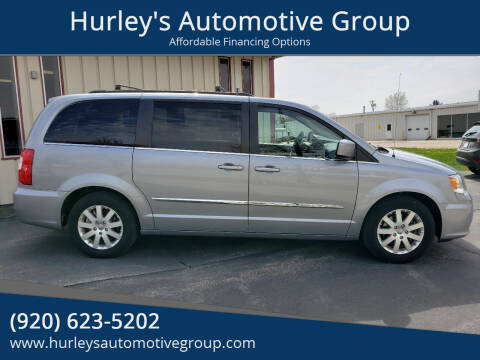 2014 Chrysler Town and Country for sale at Hurley's Automotive Group in Columbus WI