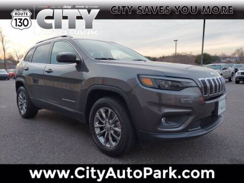 2019 Jeep Cherokee for sale at City Auto Park in Burlington NJ