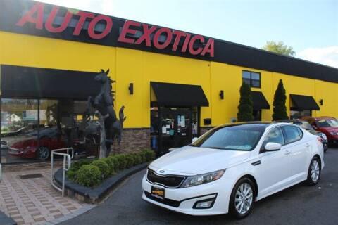 2015 Kia Optima for sale at Auto Exotica in Red Bank NJ