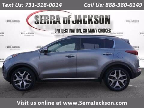 2018 Kia Sportage for sale at Serra Of Jackson in Jackson TN