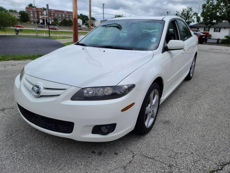 2007 Mazda MAZDA6 for sale at Auto Hub in Grandview MO
