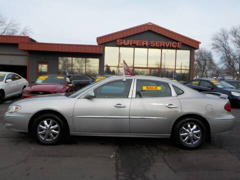 2006 Buick LaCrosse for sale at Super Service Used Cars in Milwaukee WI