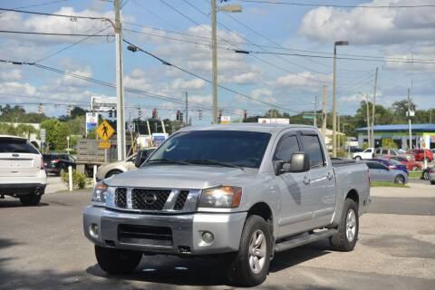 2008 Nissan Titan for sale at Motor Car Concepts II - Kirkman Location in Orlando FL
