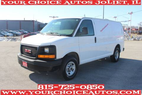 2015 GMC Savana Cargo for sale at Your Choice Autos - Joliet in Joliet IL