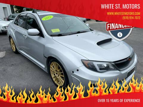 2011 Subaru Impreza for sale at White St. Motors in Haverhill MA