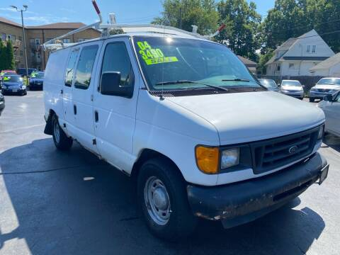 2004 Ford E-Series Cargo for sale at Streff Auto Group in Milwaukee WI