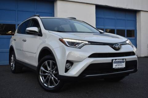 2017 Toyota RAV4 for sale at IdealCarsUSA.com in East Windsor NJ