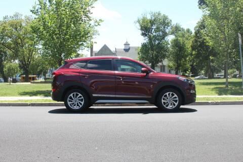 2017 Hyundai Tucson for sale at Lexington Auto Club in Clifton NJ